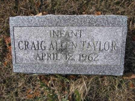 TAYLOR, CRAIG ALLEN - Union County, Ohio   CRAIG ALLEN TAYLOR - Ohio Gravestone Photos