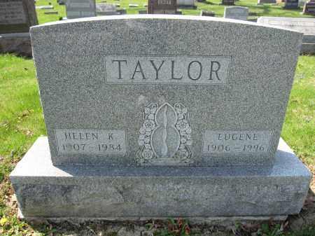 TAYLOR, HELEN K. - Union County, Ohio | HELEN K. TAYLOR - Ohio Gravestone Photos