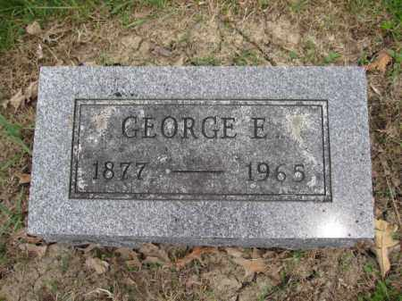 TAYLOR, GEORGE E. - Union County, Ohio | GEORGE E. TAYLOR - Ohio Gravestone Photos