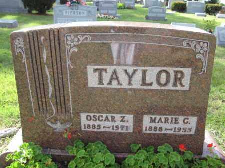 TAYLOR, MARIE C. - Union County, Ohio | MARIE C. TAYLOR - Ohio Gravestone Photos