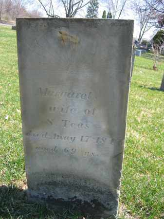 TEAS, MARGARET - Union County, Ohio | MARGARET TEAS - Ohio Gravestone Photos