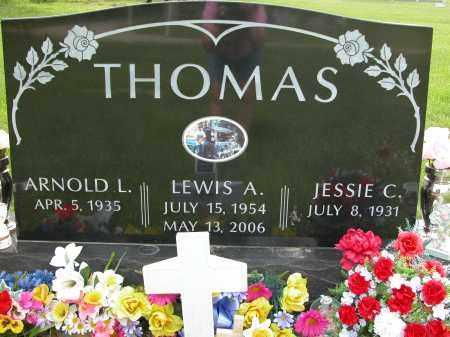 THOMAS, JESSIE C. - Union County, Ohio | JESSIE C. THOMAS - Ohio Gravestone Photos