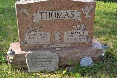THOMAS, HOWARD F. - Union County, Ohio   HOWARD F. THOMAS - Ohio Gravestone Photos