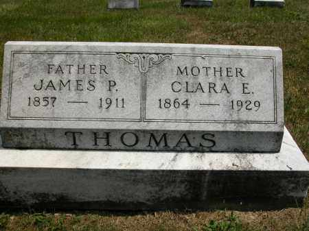 THOMAS, JAMES P. - Union County, Ohio | JAMES P. THOMAS - Ohio Gravestone Photos