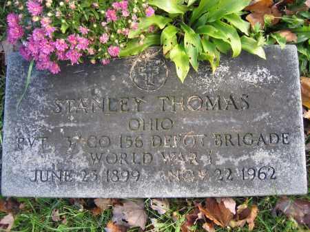 THOMAS, STANLEY - Union County, Ohio | STANLEY THOMAS - Ohio Gravestone Photos