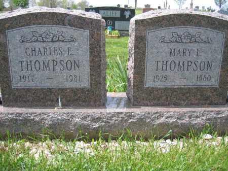 THOMPSON, MARY L. - Union County, Ohio | MARY L. THOMPSON - Ohio Gravestone Photos