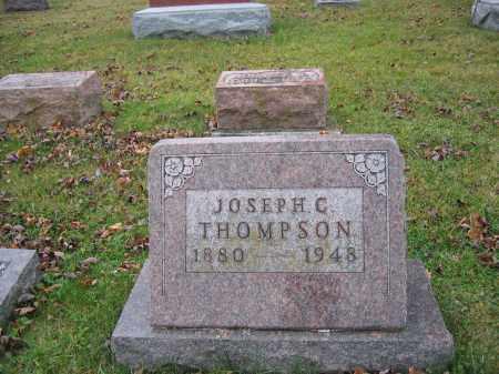 THOMPSON, JOSEPH C. - Union County, Ohio | JOSEPH C. THOMPSON - Ohio Gravestone Photos