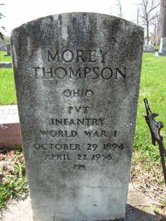 THOMPSON, MOREY - Union County, Ohio | MOREY THOMPSON - Ohio Gravestone Photos