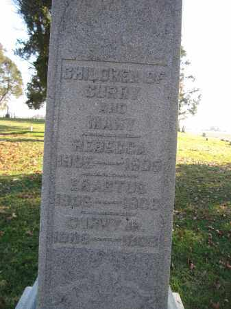 THOMPSON, REBECCA - Union County, Ohio | REBECCA THOMPSON - Ohio Gravestone Photos