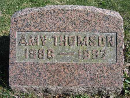 THOMSON, AMY - Union County, Ohio | AMY THOMSON - Ohio Gravestone Photos