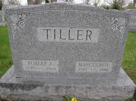 TILLER, MARGUERITE - Union County, Ohio | MARGUERITE TILLER - Ohio Gravestone Photos