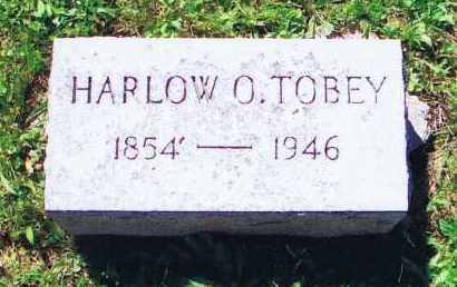 TOBEY, HARLOW O - Union County, Ohio   HARLOW O TOBEY - Ohio Gravestone Photos