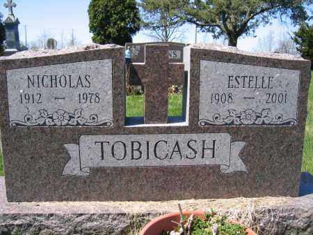 TOBICASH, NICHOLAS - Union County, Ohio   NICHOLAS TOBICASH - Ohio Gravestone Photos