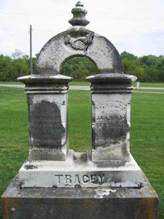 TRACEY, J.W. - Union County, Ohio | J.W. TRACEY - Ohio Gravestone Photos