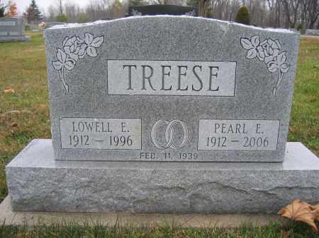 TREESE, PEARL E. - Union County, Ohio | PEARL E. TREESE - Ohio Gravestone Photos