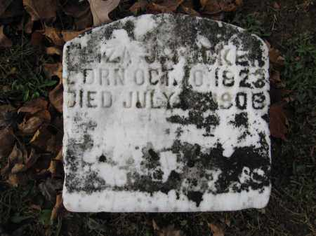 TUCKER, ELIZA J. - Union County, Ohio   ELIZA J. TUCKER - Ohio Gravestone Photos