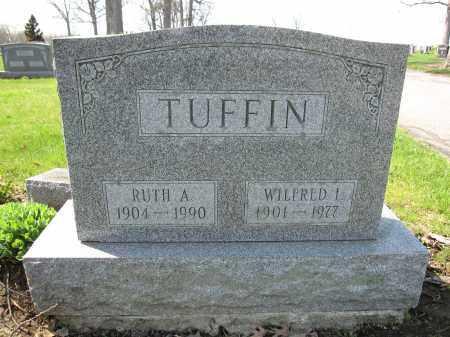 TUFFIN, WILFRED I - Union County, Ohio | WILFRED I TUFFIN - Ohio Gravestone Photos