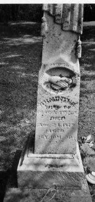 TURNER, ARMINTHA - Union County, Ohio   ARMINTHA TURNER - Ohio Gravestone Photos