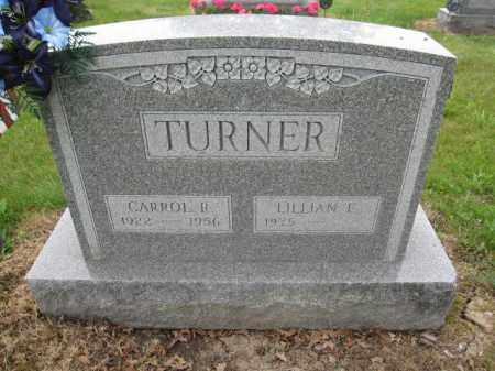 TURNER, LILLIAN E. - Union County, Ohio | LILLIAN E. TURNER - Ohio Gravestone Photos