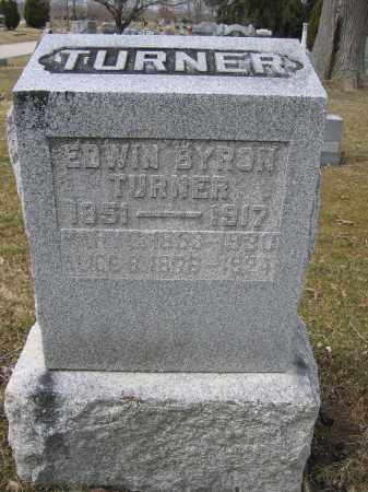 TURNER, ALICE B. - Union County, Ohio | ALICE B. TURNER - Ohio Gravestone Photos