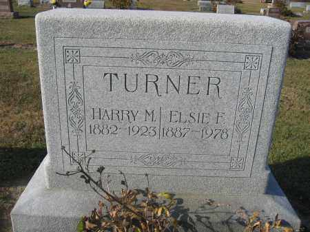TURNER, ELSIE F. - Union County, Ohio | ELSIE F. TURNER - Ohio Gravestone Photos