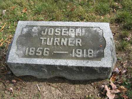 TURNER, JOSEPH - Union County, Ohio   JOSEPH TURNER - Ohio Gravestone Photos