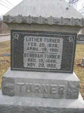 TURNER, LEROY - Union County, Ohio | LEROY TURNER - Ohio Gravestone Photos