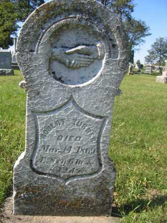 TURNER, ROBERT - Union County, Ohio | ROBERT TURNER - Ohio Gravestone Photos