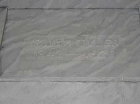TYLER, ISAIAH - Union County, Ohio | ISAIAH TYLER - Ohio Gravestone Photos