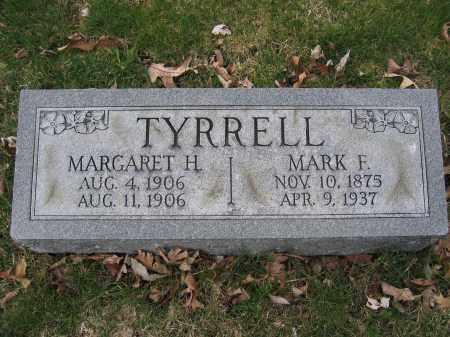 TYRRELL, MARGARET H. - Union County, Ohio   MARGARET H. TYRRELL - Ohio Gravestone Photos