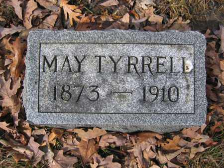 TYRRELL, MAY - Union County, Ohio | MAY TYRRELL - Ohio Gravestone Photos