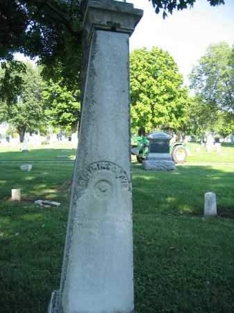 UNKNOWN, CYNTHIA - Union County, Ohio | CYNTHIA UNKNOWN - Ohio Gravestone Photos