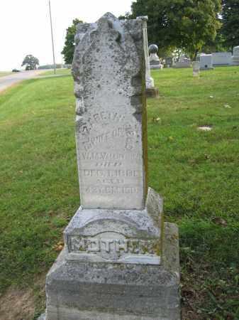 VALENTINE, ELIZABETH FIELD - Union County, Ohio | ELIZABETH FIELD VALENTINE - Ohio Gravestone Photos