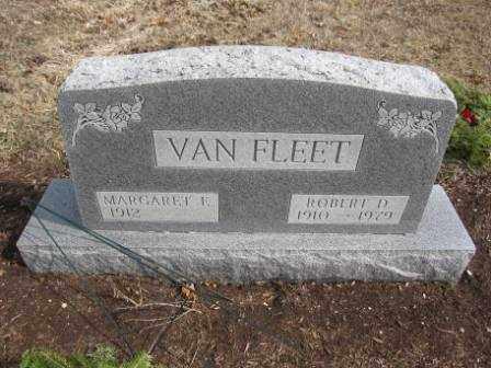 VAN FLEET, ROBERT D. - Union County, Ohio | ROBERT D. VAN FLEET - Ohio Gravestone Photos