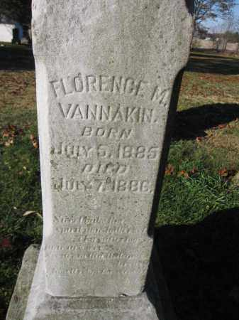 VANAKIN, FLORENCE M. - Union County, Ohio | FLORENCE M. VANAKIN - Ohio Gravestone Photos
