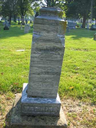 VANKIRK, CALLIE - Union County, Ohio   CALLIE VANKIRK - Ohio Gravestone Photos