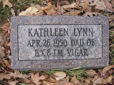 VIGAR, KATHLEEN LYNN - Union County, Ohio | KATHLEEN LYNN VIGAR - Ohio Gravestone Photos