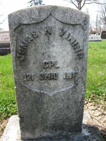 VINNING, JONAS N. - Union County, Ohio   JONAS N. VINNING - Ohio Gravestone Photos