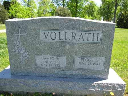 VOLLRATH, JAMES W. - Union County, Ohio | JAMES W. VOLLRATH - Ohio Gravestone Photos