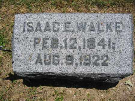 WALKE, ISAAC E. - Union County, Ohio | ISAAC E. WALKE - Ohio Gravestone Photos