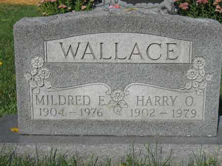 WALLACE, HARRY O. - Union County, Ohio | HARRY O. WALLACE - Ohio Gravestone Photos