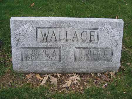 WALLACE, HULDA R. - Union County, Ohio | HULDA R. WALLACE - Ohio Gravestone Photos