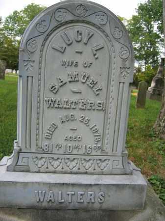 WALTERS, LUCY L. - Union County, Ohio | LUCY L. WALTERS - Ohio Gravestone Photos