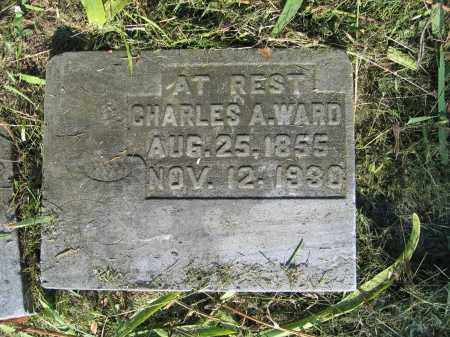 WARD, CHALRES A. - Union County, Ohio | CHALRES A. WARD - Ohio Gravestone Photos