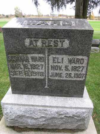 WARD, ELI - Union County, Ohio | ELI WARD - Ohio Gravestone Photos
