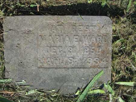 WARD, MARIA E. - Union County, Ohio | MARIA E. WARD - Ohio Gravestone Photos