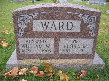 WARD, FLORA M. - Union County, Ohio | FLORA M. WARD - Ohio Gravestone Photos