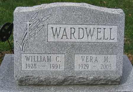 WARDWELL, VERA M. - Union County, Ohio | VERA M. WARDWELL - Ohio Gravestone Photos