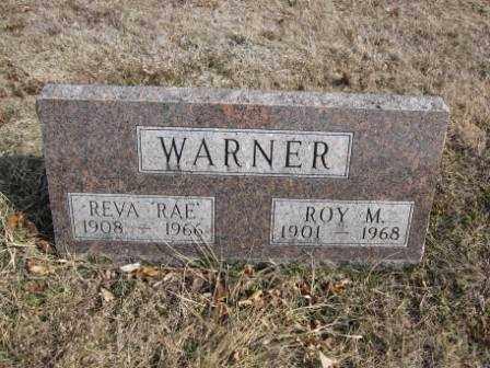 WARNER, ROY M. - Union County, Ohio | ROY M. WARNER - Ohio Gravestone Photos