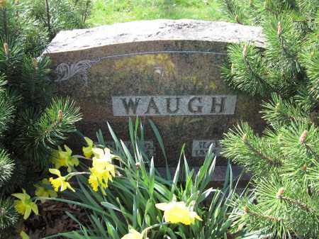 WAUGH, FLOSSIE G. - Union County, Ohio | FLOSSIE G. WAUGH - Ohio Gravestone Photos